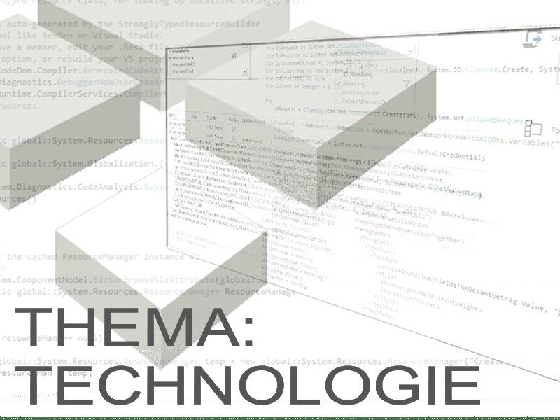 Logo für Technologie Blog