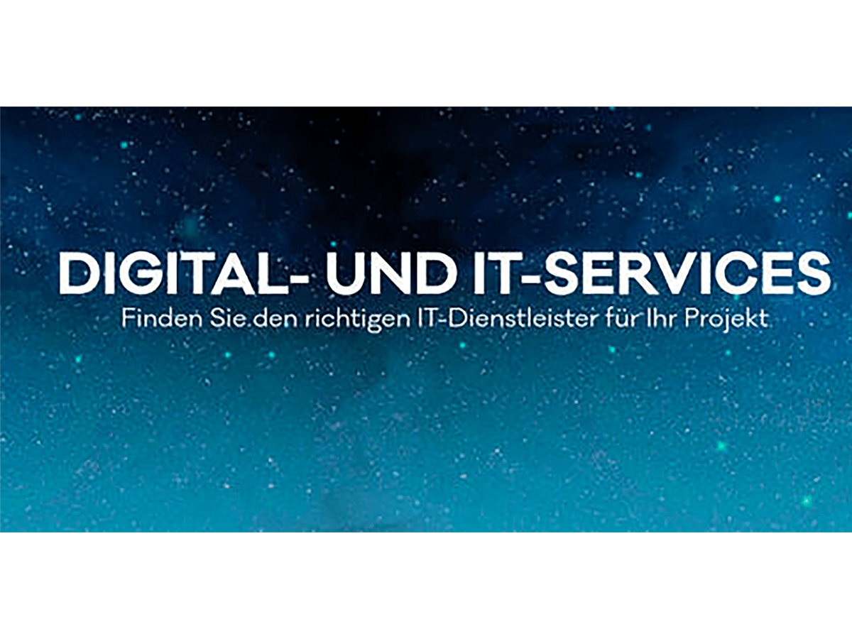 Digital & IT Services Anzeige