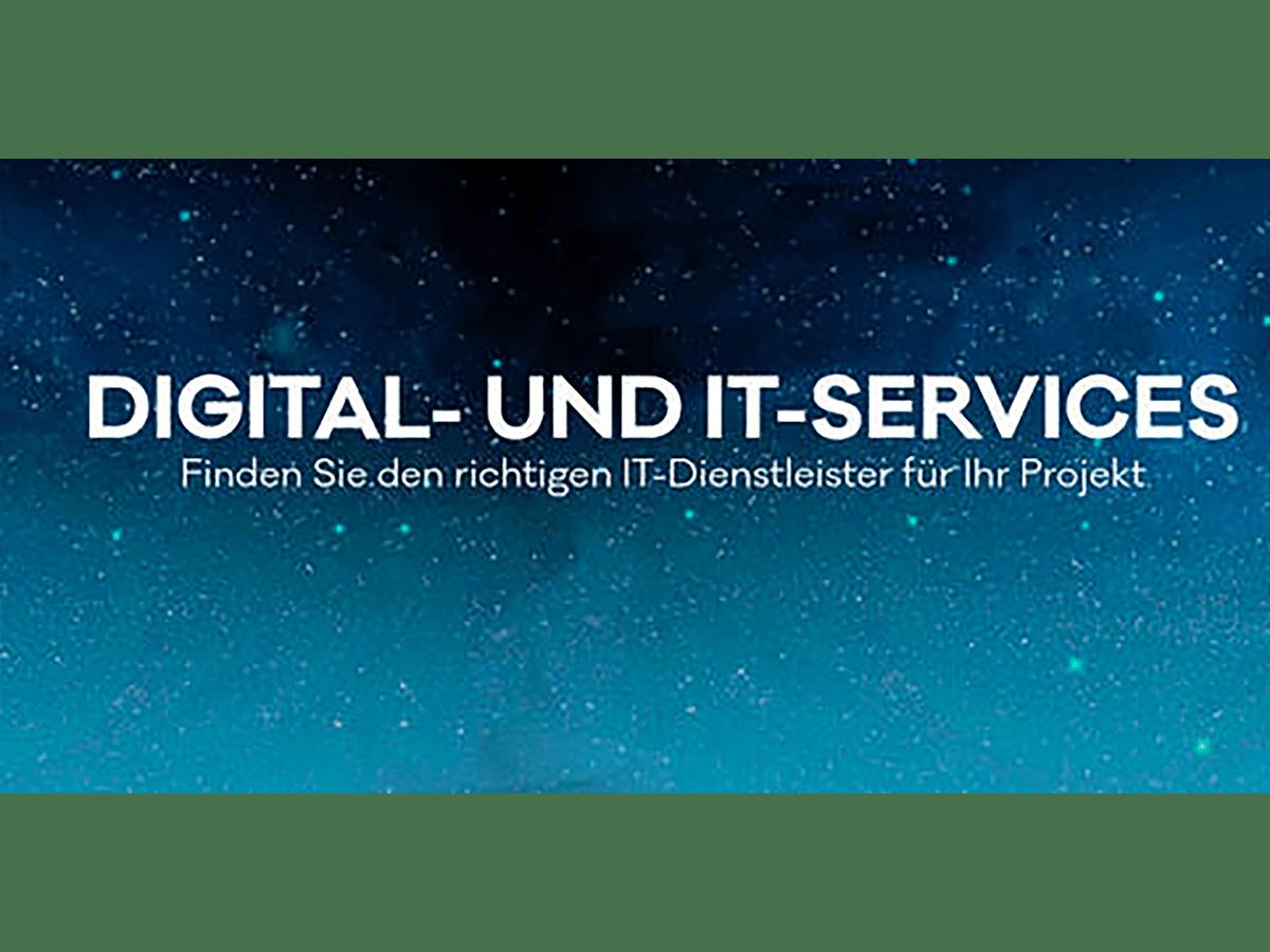 Digital & IT Services Anzeige