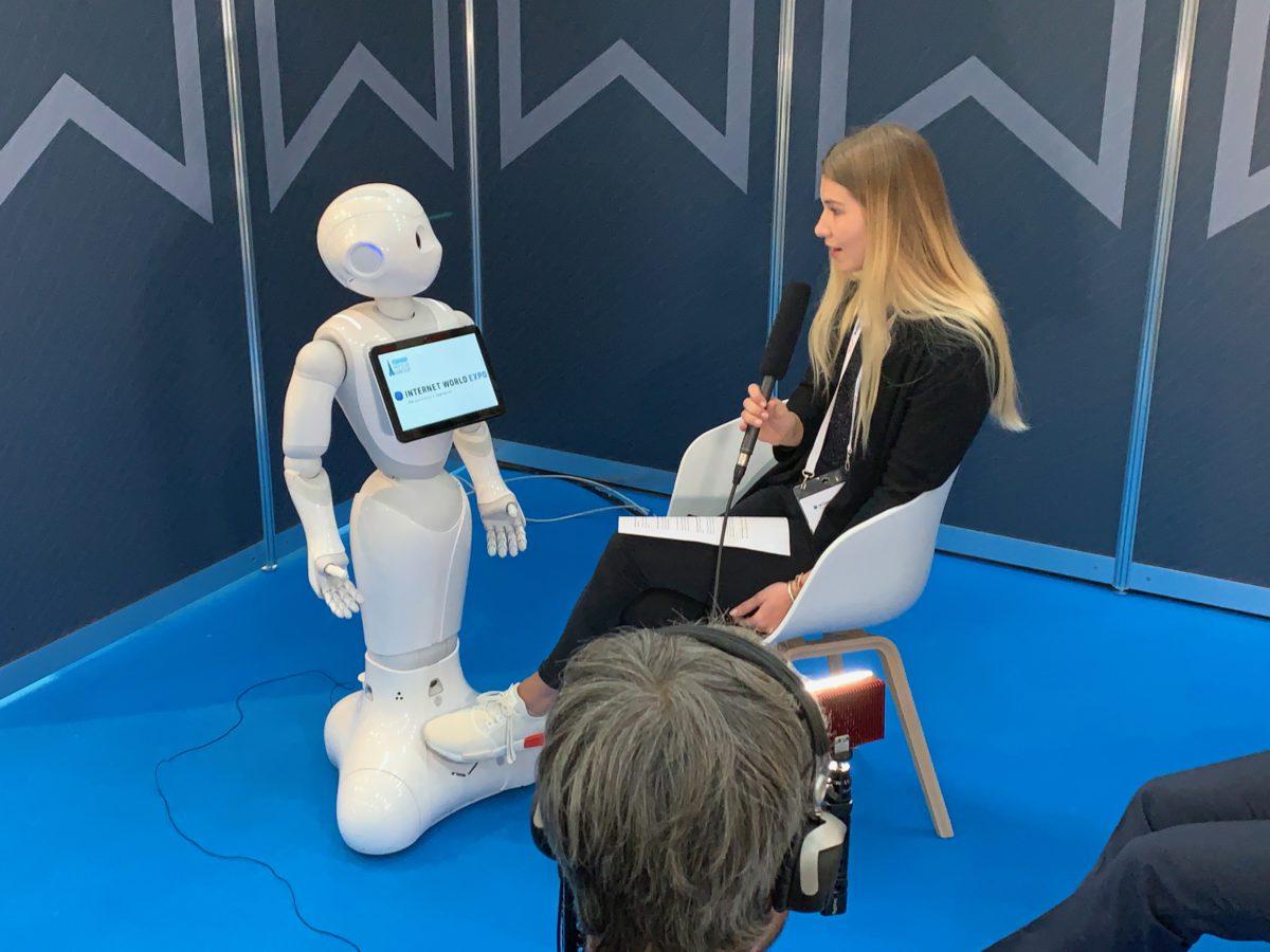Interview mit einem Roboter