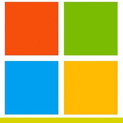 Logo für Microsoft