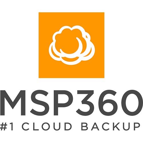 Logo für MSP360
