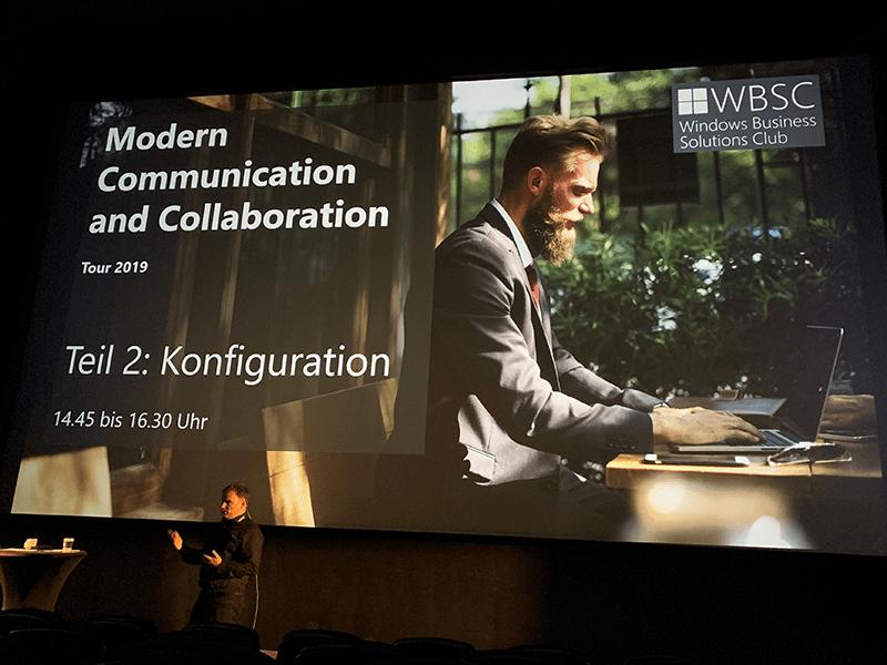 WBSC Modern Tour 2019 Präsentation