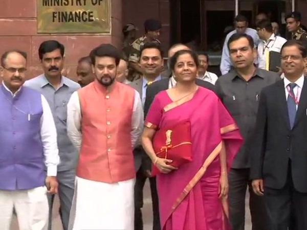 Nirmala Sitharaman Budget 2019