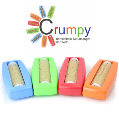 Crumpy Krümelbürste titelbild