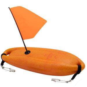 Rob Allen Torpedo Buoy with Flag