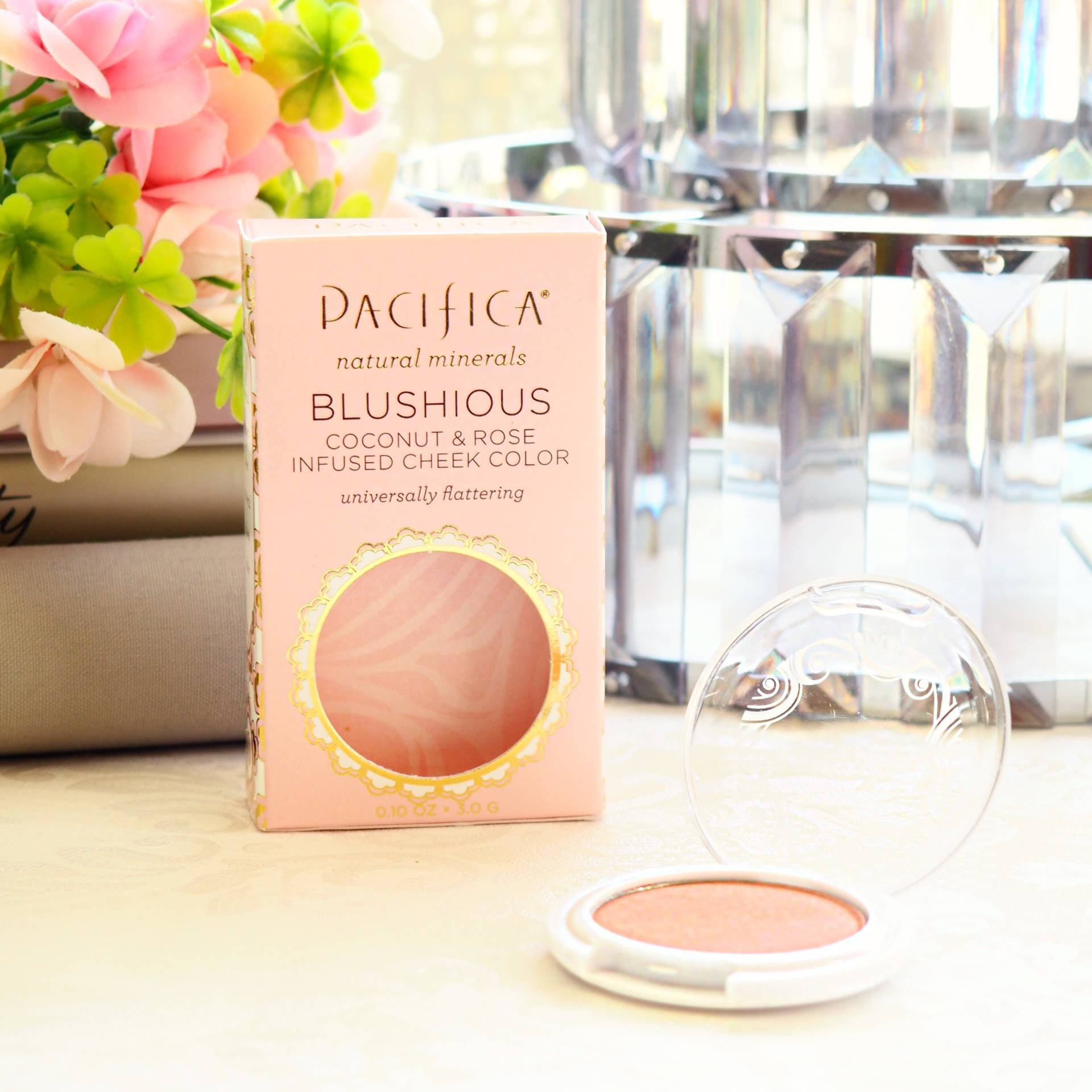 Spring Blushing with Pacifica Blushious Cheek Colour