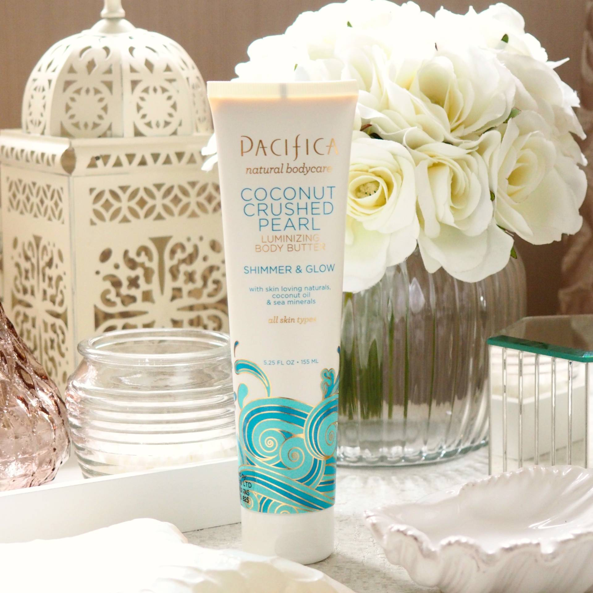 Bridal Skincare – Pacifica Body Shimmer & Glow