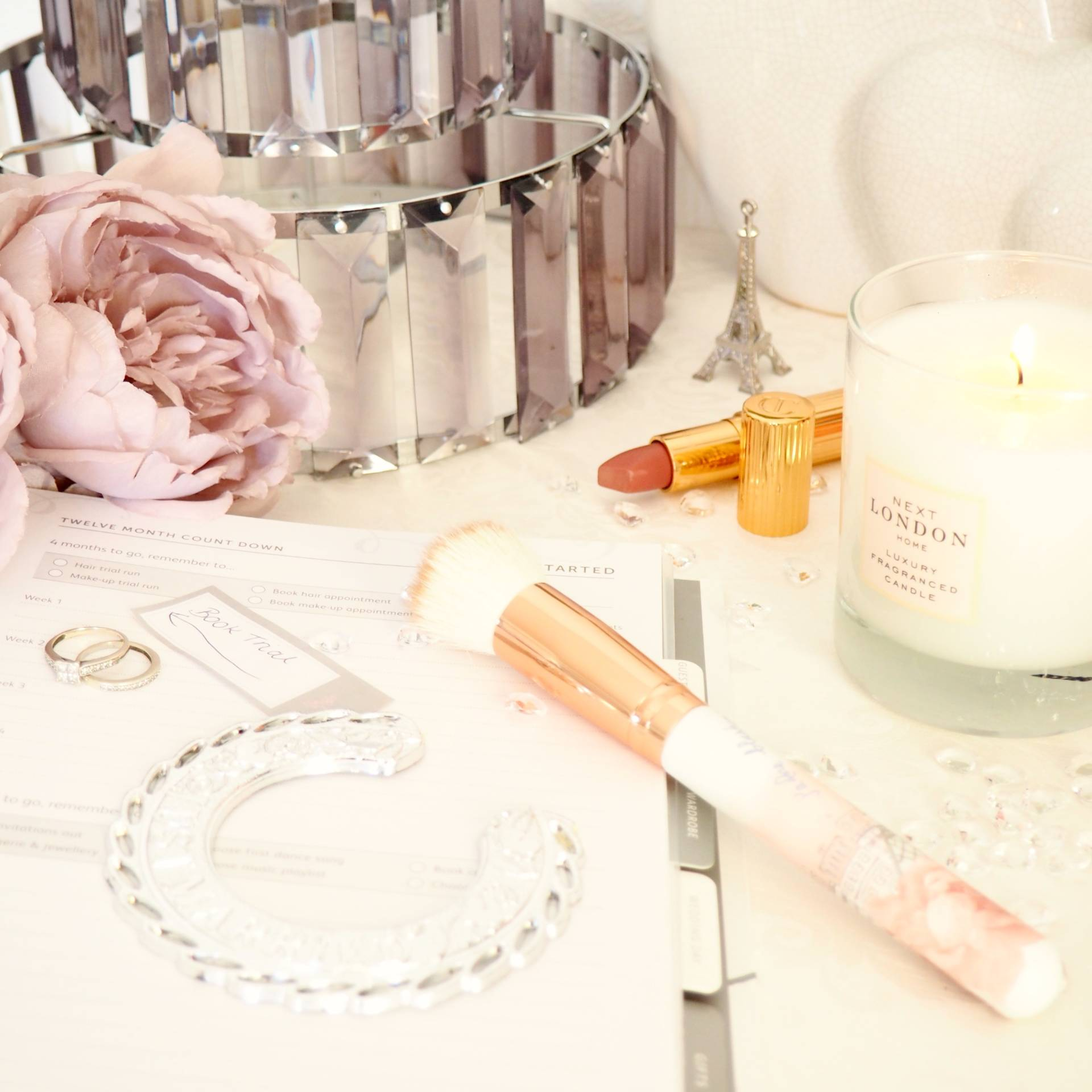 Bridal and Wedding Makeup Trial Tips