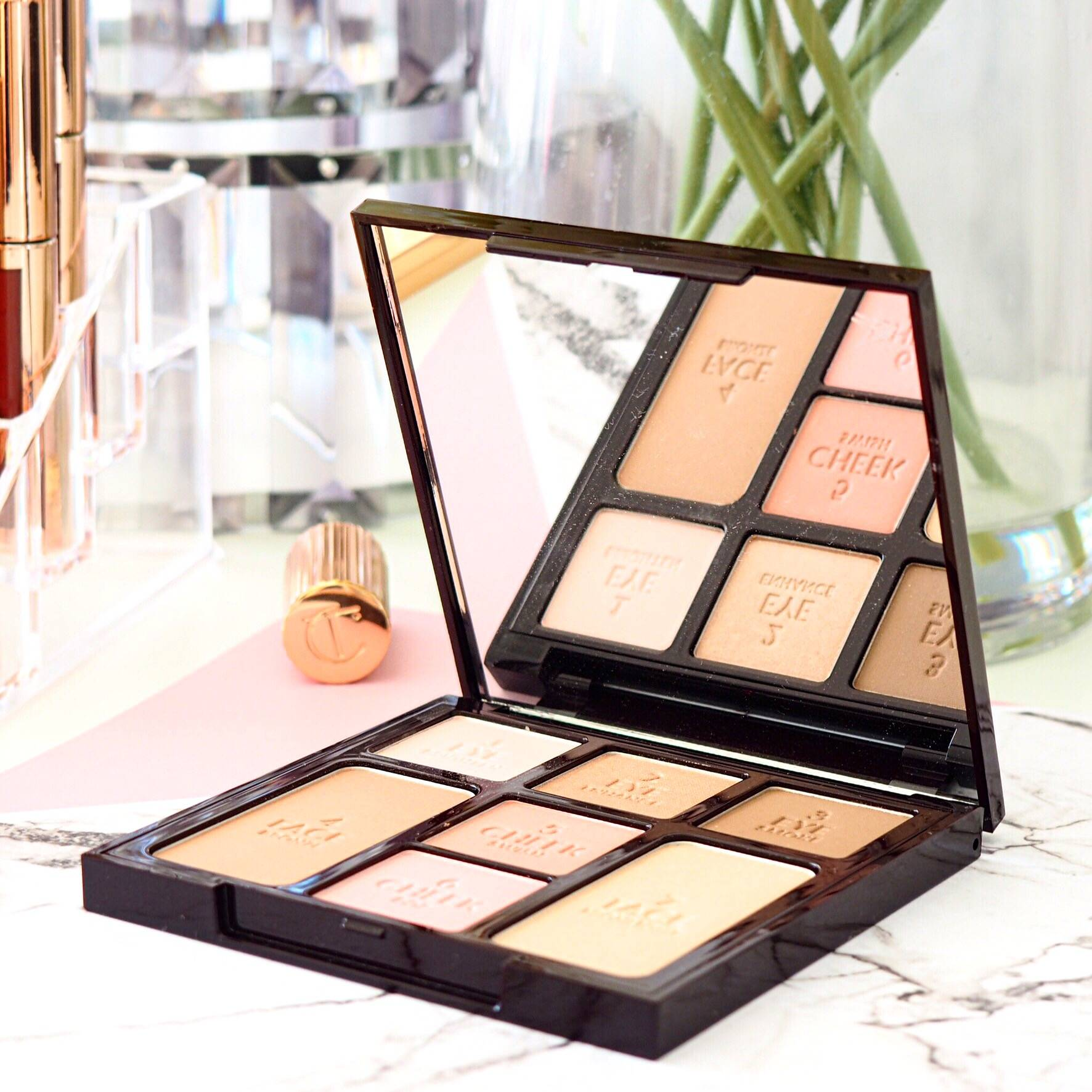 Charlotte Tilbury Instant Look In A Palette – Natural Beauty