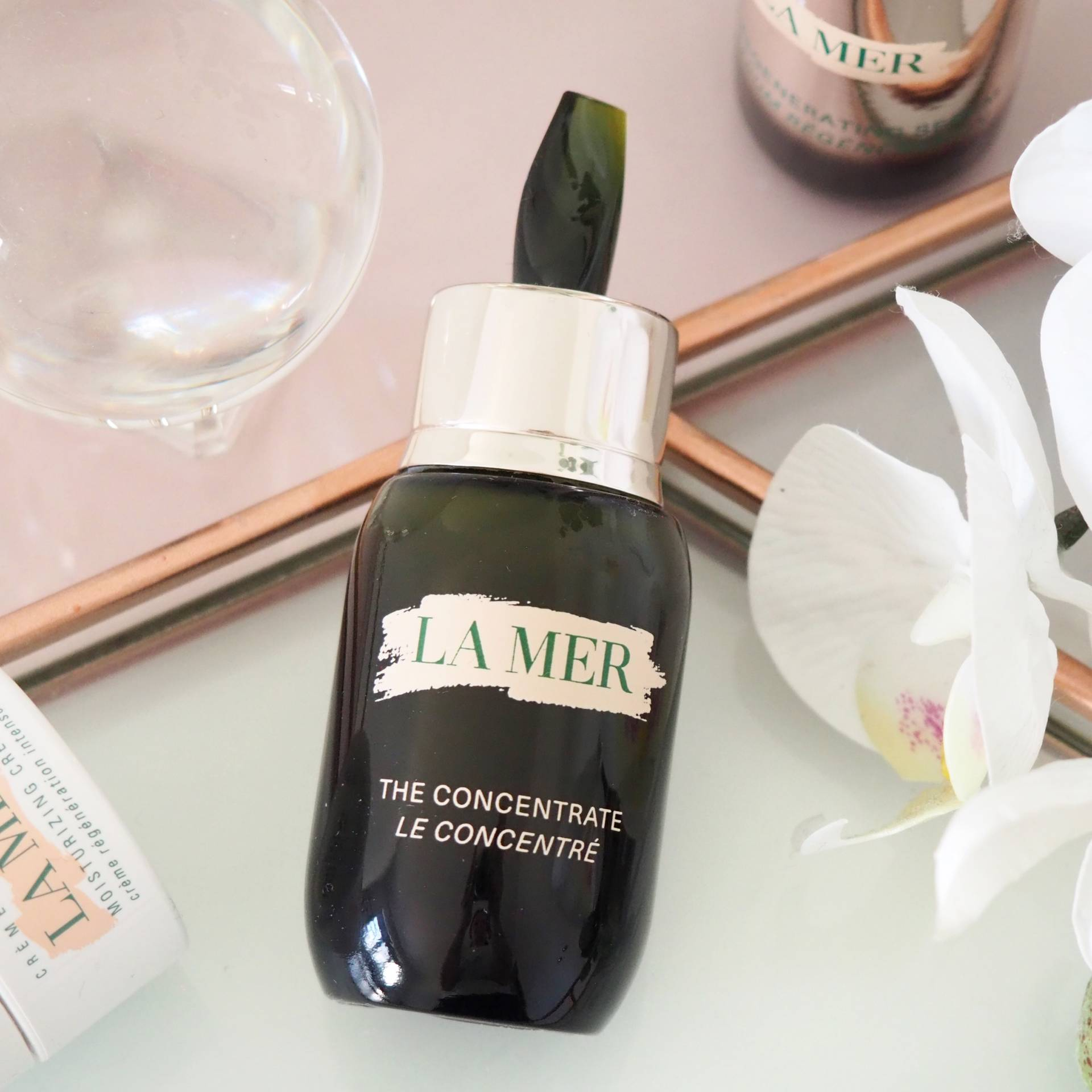 La Mer New The Concentrate Review