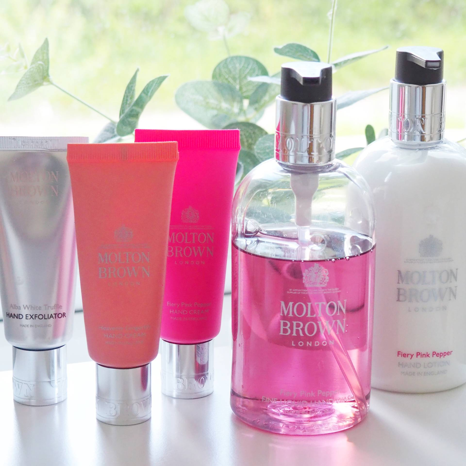 Molton Brown Fiery Pink Pepper Review