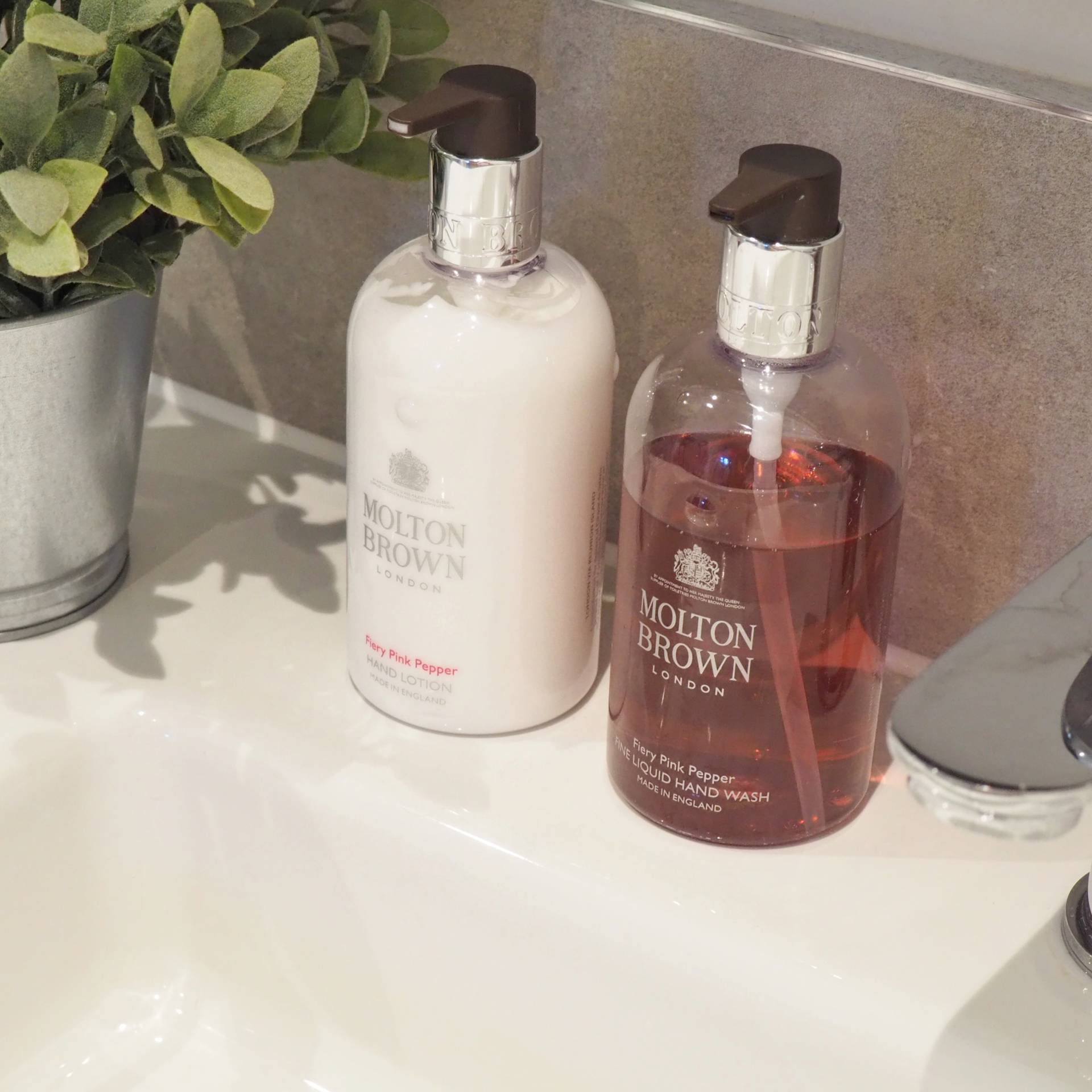 Molton Brown Hand Wash Review