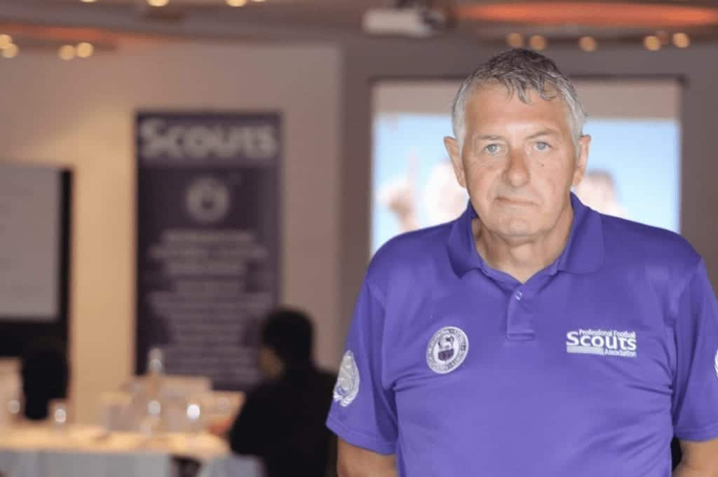 David Hobson is the Co-Founder of the Professional Football Scouts Association