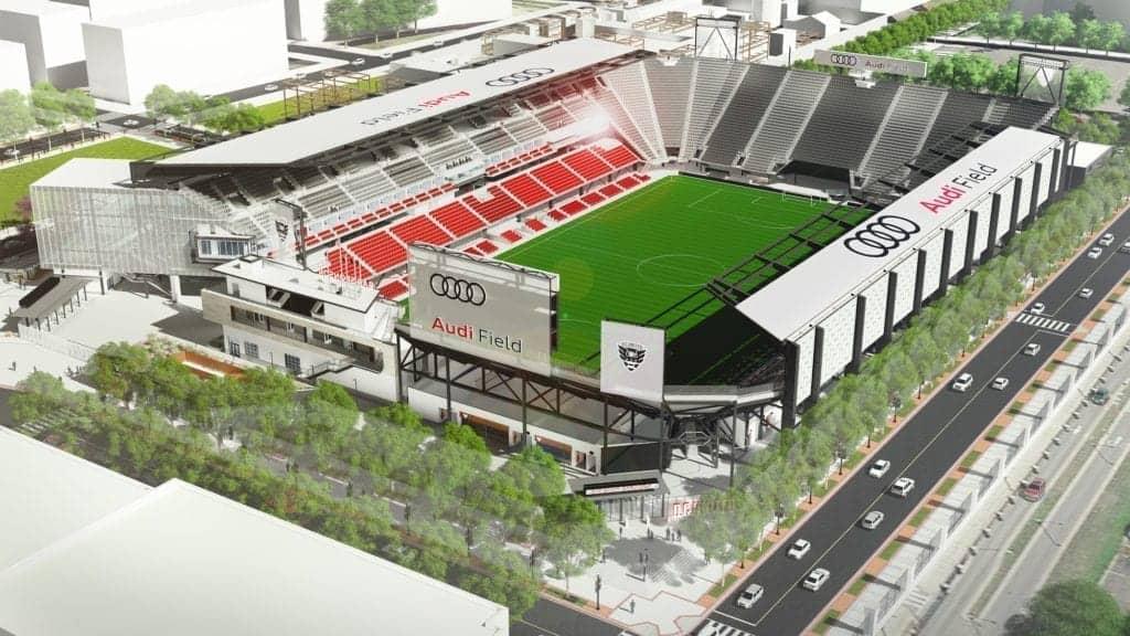 DC Uniteds Audi Field