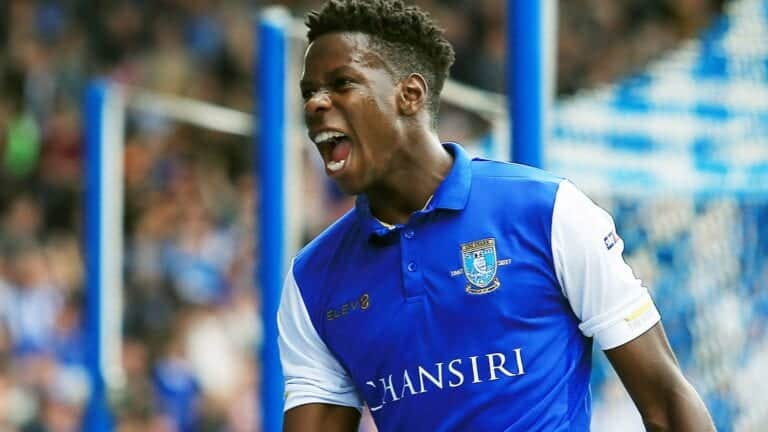 Lucas Joao the PFSA
