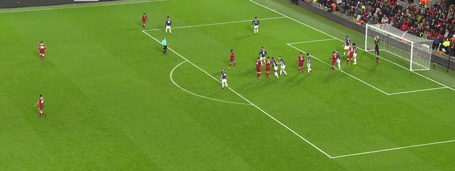 How to analyse defensive corners: Man to Man marking