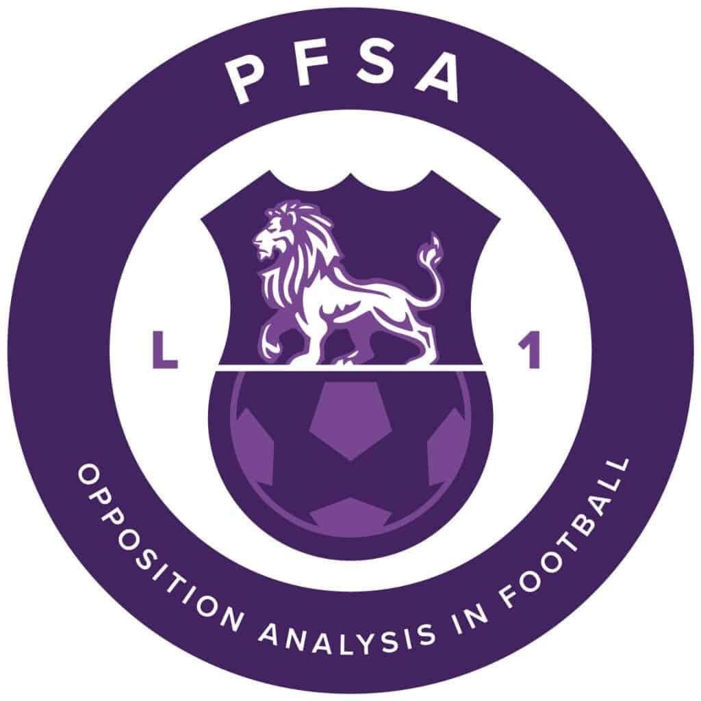 Level 1 Opposition Analysis in Football Logo
