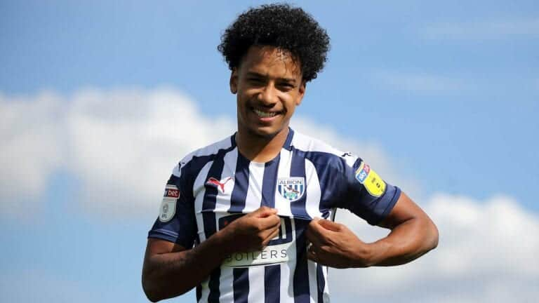 Matheus Pereira: West Brom's Brazilian sensation lighting up the Championship