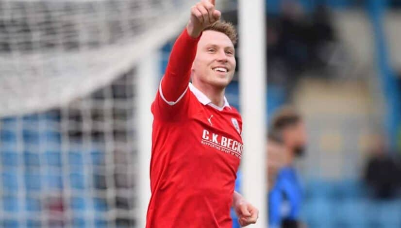 Woodrow doing all he can to help Barnsley avoid the drop