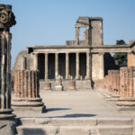 Ancient Food Stall Discovered in Pompeii