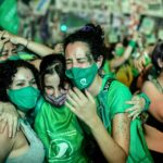 'Green Wave' Victory Comes Into Force as Argentina Legalises Abortion
