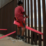 Pink US-Mexico Border Seesaws Awarded 2020 Design of the Year