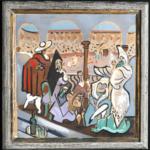 Long-Forgotten Picasso Painting Found in a Closet in Maine