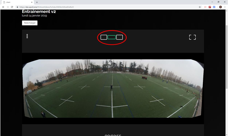Filmer un match de football et l'analyser