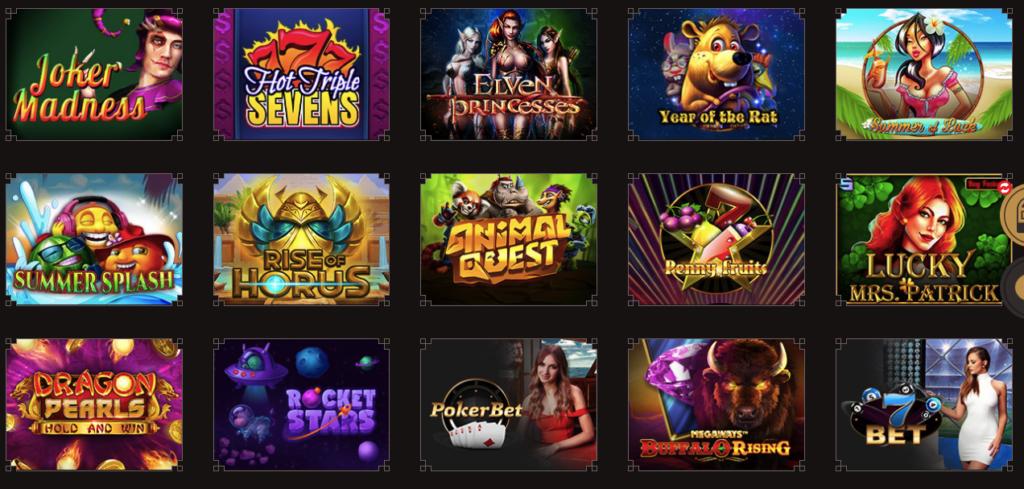 go big slots games