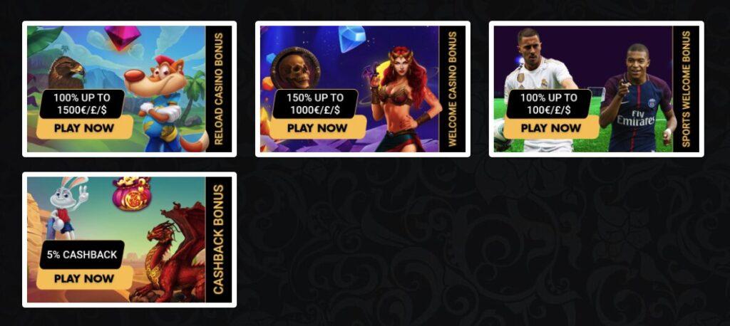 harrys-slots-bonus-code