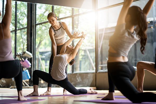 MadeToGrow - Yoga class