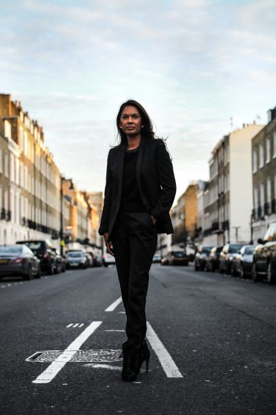Gina Miller, Campaigner, Philantropist and Investment Manager, London