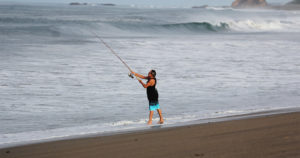 Playgrounds Surf Camp Nicaragua Ocean Fishing