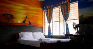 Playgrounds Surf Camp Nicaragua Themed Rooms