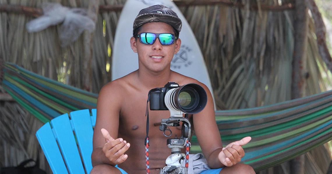 Playgrounds Surf Camp Nicaragua Photographer