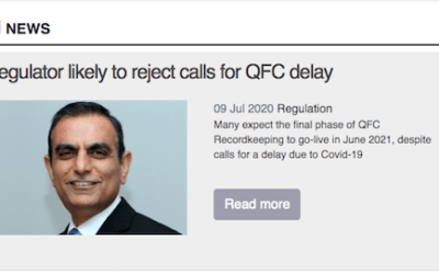 Regulator likely to reject calls for QFC delay