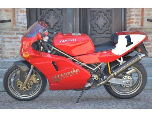 Ducati 888 SP5e