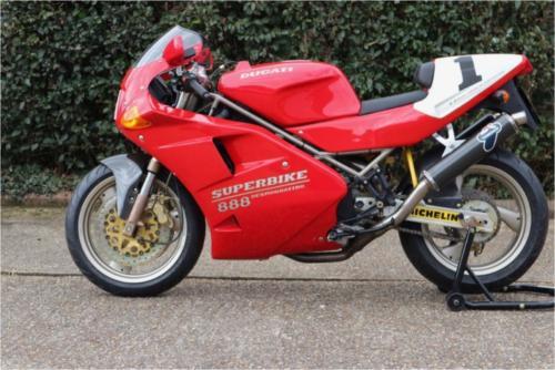 Ducati 888 SP5p