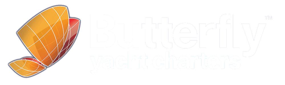 Butterfly Yacht Charters Logo