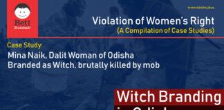 Witch Branding in Odisha