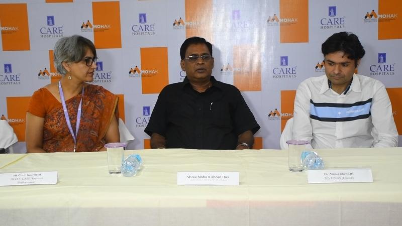 care hospitals, Bhubaneswar