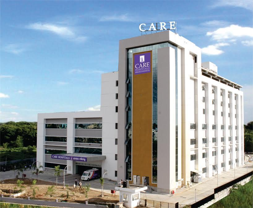 care hospitals building