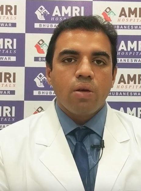 Dr. Sourav Kumar Mishra_Amri Hospital