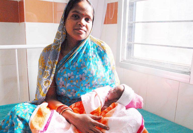 Faster Child and Maternal Health Progress of Odisha