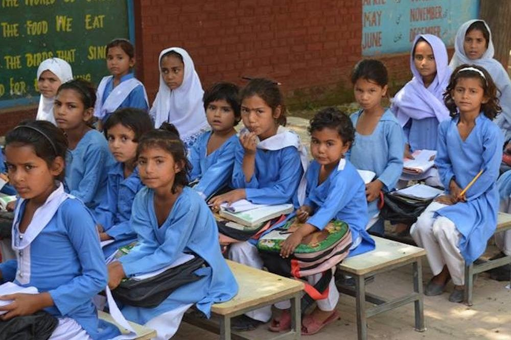 secondary education in india and pakistan