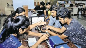 Crisis in technical Education