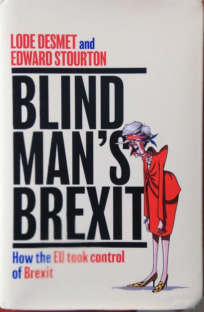 BOOK REVIEW: 'Blind Man's Brexit'
