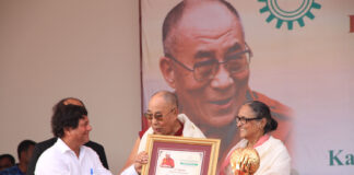 KISS varsity to set up Dalai Lama Chair