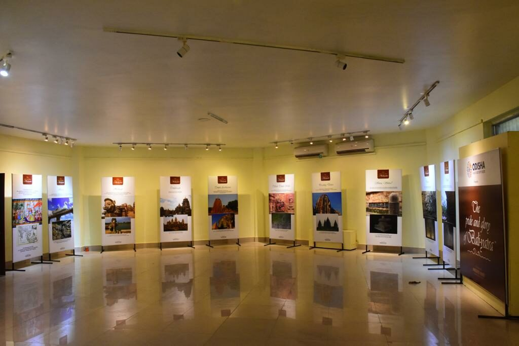 Pictorial exhibition on Odisha